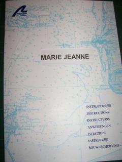 Le Marie Jeanne au 1/50 de chez Artesania latina 288130MARIE_JEANNE_3