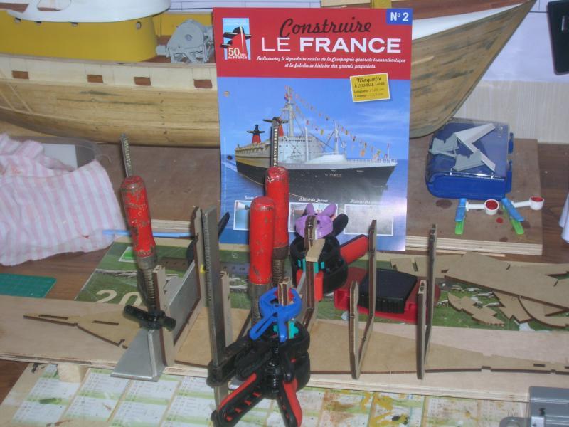 Paquebot France (Hachette 1/250°) par baboune 288672DSCN1437