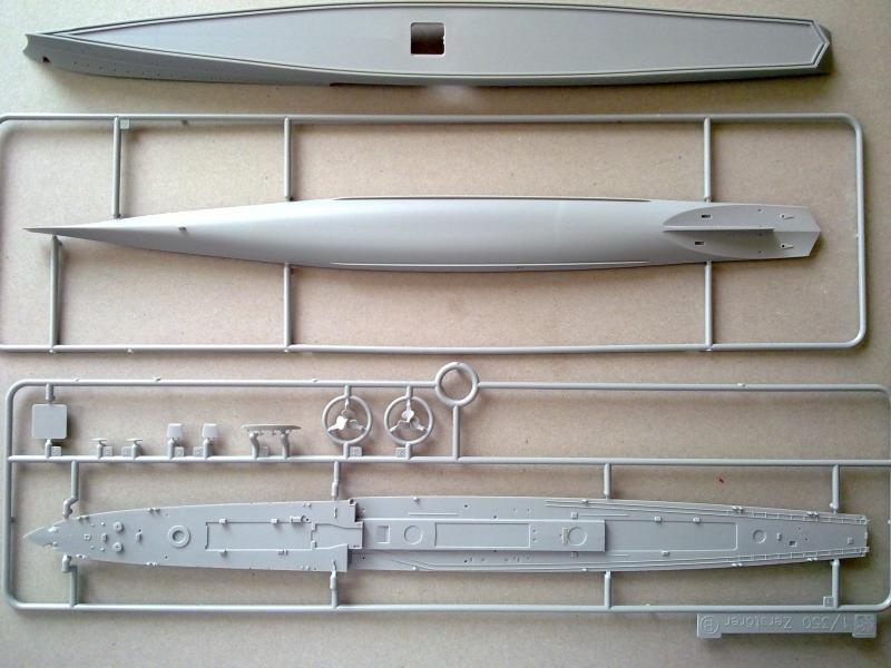 Destroyer Z-39 de Dragon au 1/350 294994060420111345