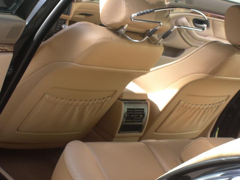[BMW 530 d E39] Rénovation intérieure d'un Pack Sport M 296806P1000255