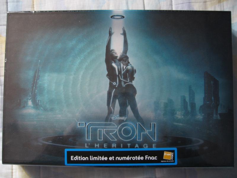 [BD + DVD] Tron l'héritage (2011) 299866IMG4924