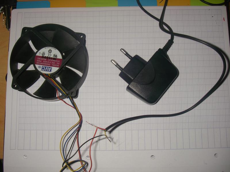 Meilleure aération de la galerie avec ventilateur de PC 332722IMGP1179