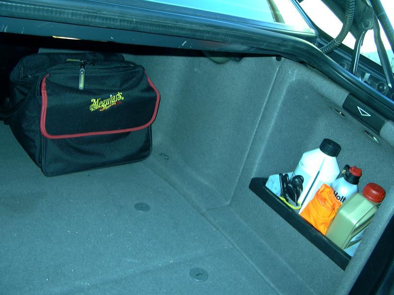 [BMW 530 d E39] Rénovation intérieure d'un Pack Sport M 336796P1000030