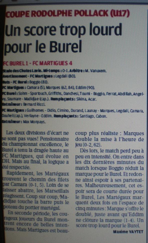 F .C .LE BUREL - Page 2 340436IMGP3854