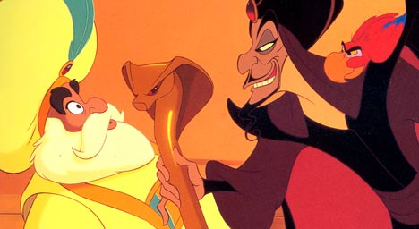 [Règle N°0] Le plus grand méchant de Disney [RESULTATS ET VIDEO p16 et 17!] - Page 7 351027jafar_king