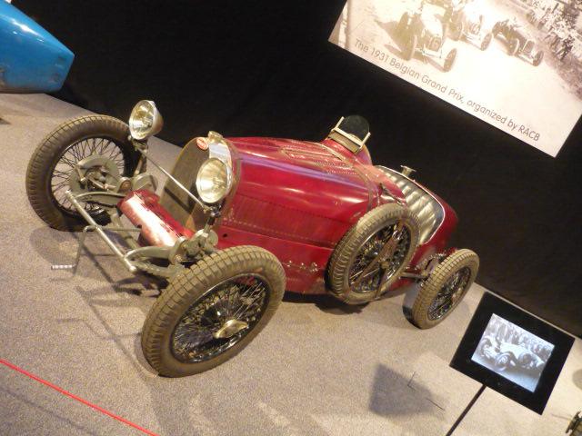 2010 - [Exposition] Les 100 ans de Bugatti 3603074