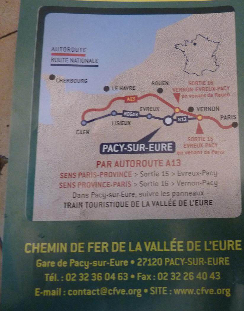 PACY SUR EURE: LE PARIS NORMAND AU COEUR SI TENDRE  - Page 2 378969P1120170