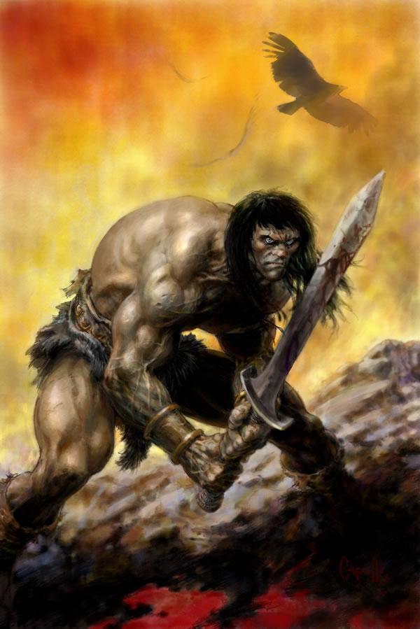 Le nouveau film Conan: dernières news (suite)+bande annonce - Page 2 379414Greg_Capullo_conan