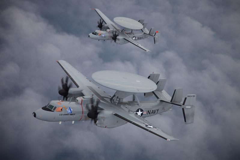 GRUMMAN E-2 HAWKEYE  381169Grumman_Advanced_Hawkeye