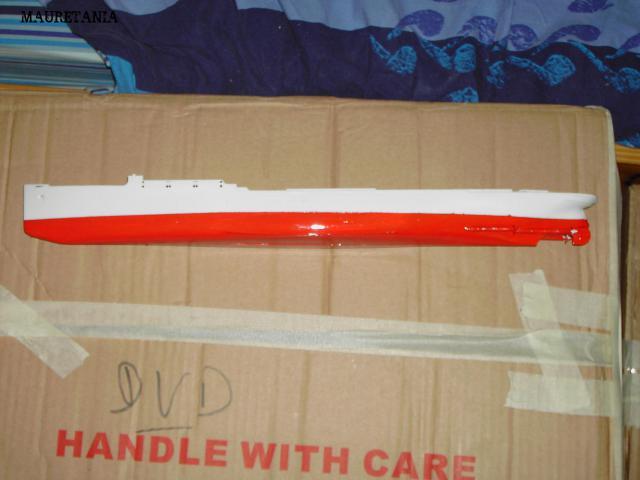 RMS Mauretania - airfix - 1/600   395872flotaison_peinte__1_