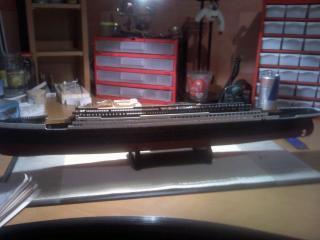 R.M.S Titanic Revell 1/400 407204PIC100312004