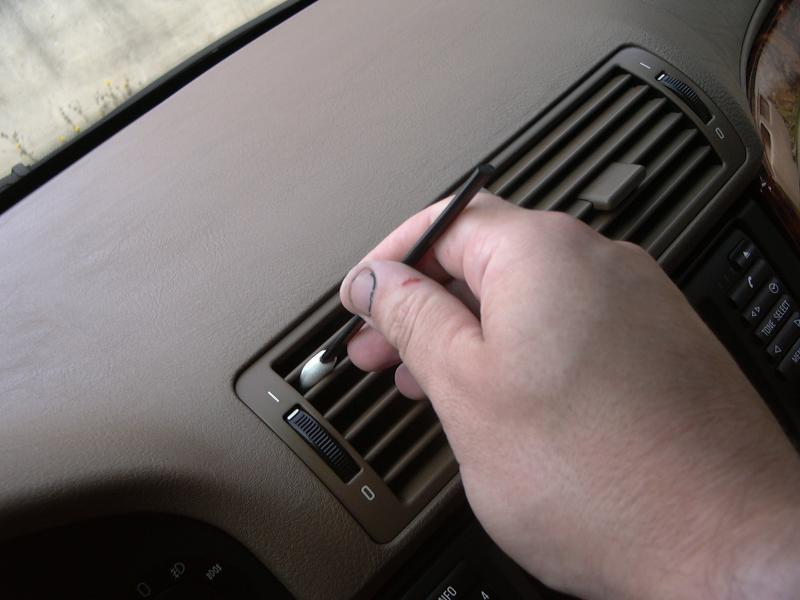 [BMW 530 d E39] Rénovation intérieure d'un Pack Sport M 409419P1000195