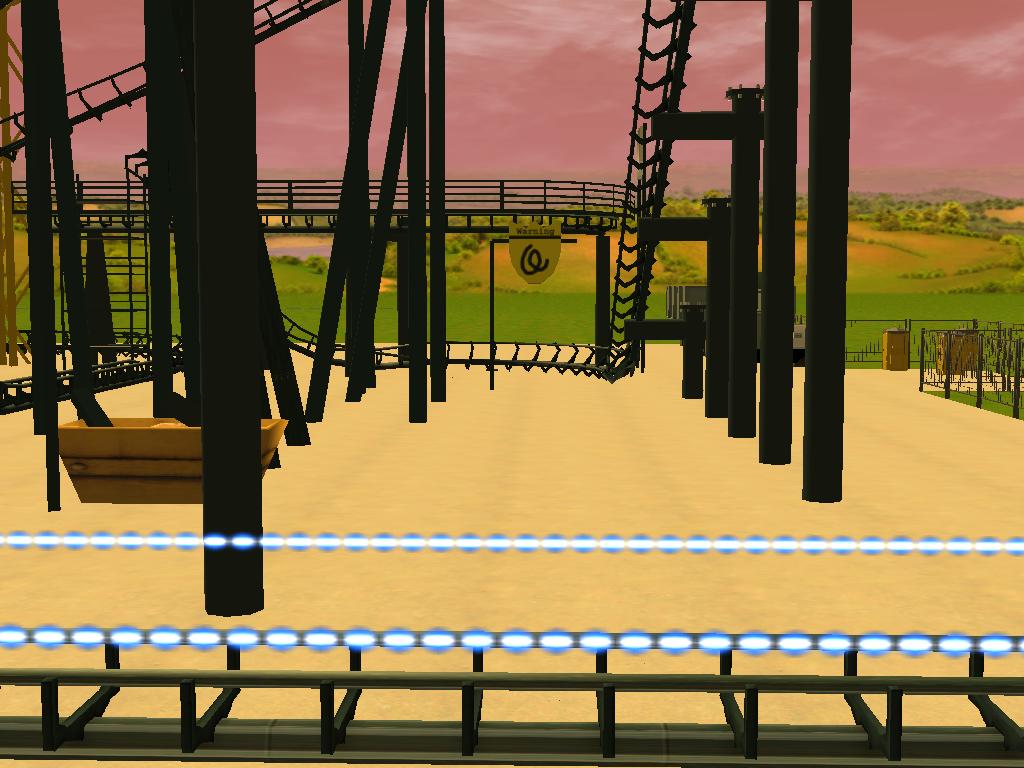 Rockin Roller Coaster starring Aerosmith 410951Shot0461