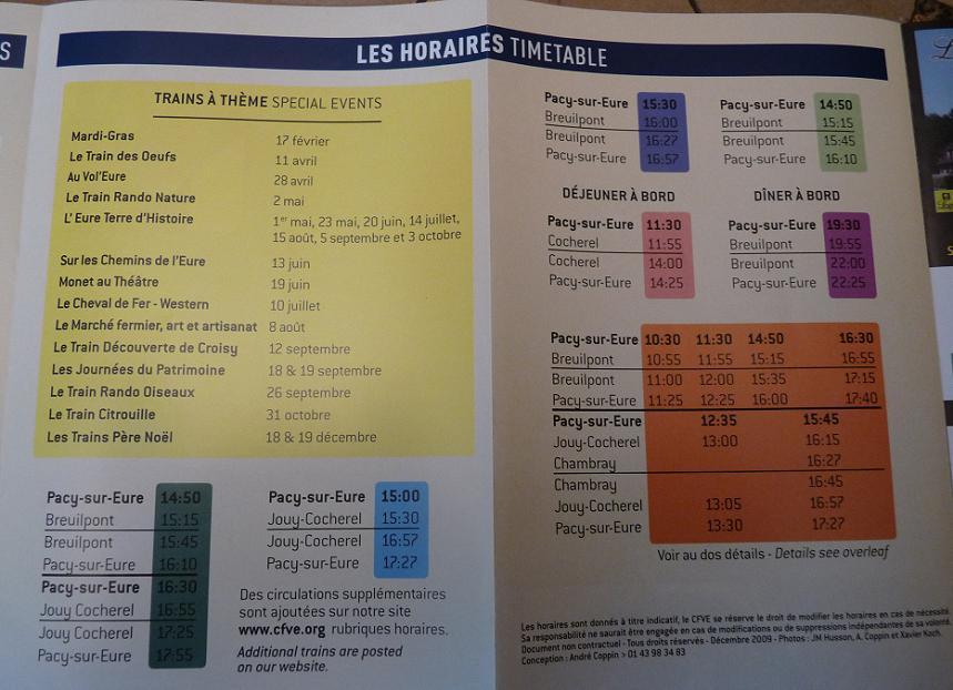PACY SUR EURE: LE PARIS NORMAND AU COEUR SI TENDRE  - Page 2 413868P1120172