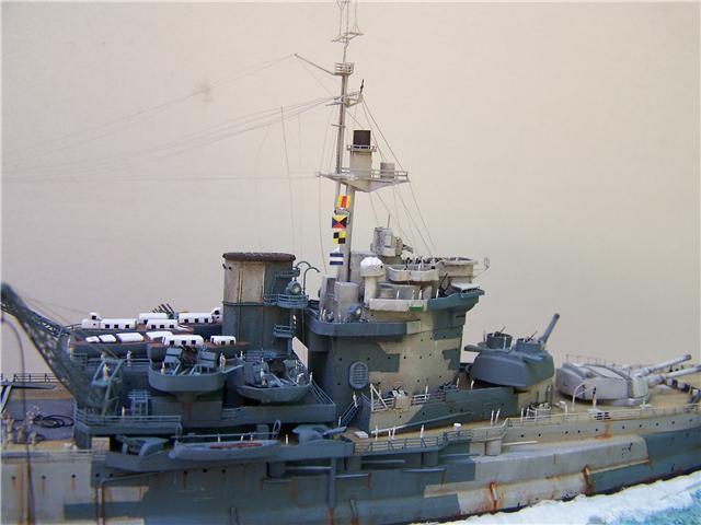 Hms Warspite par OrionV au 1/600 - airfix  415809Hms_Warspite_128