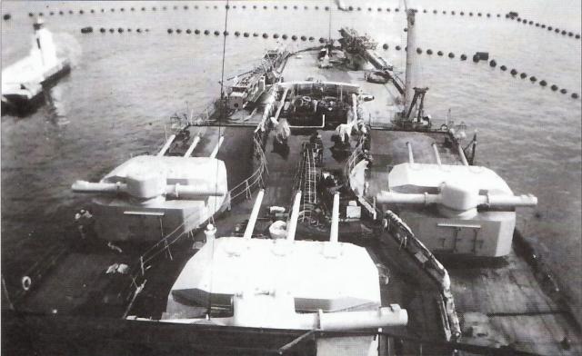le Richelieu  au 1/100e par BORIS sur plans  415903Richelieu_1940_8