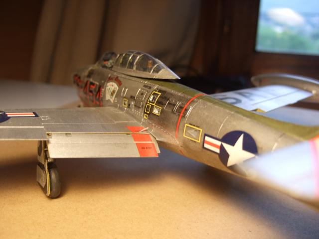 Thunderjet F84G au 1/48° 418097F84G_012