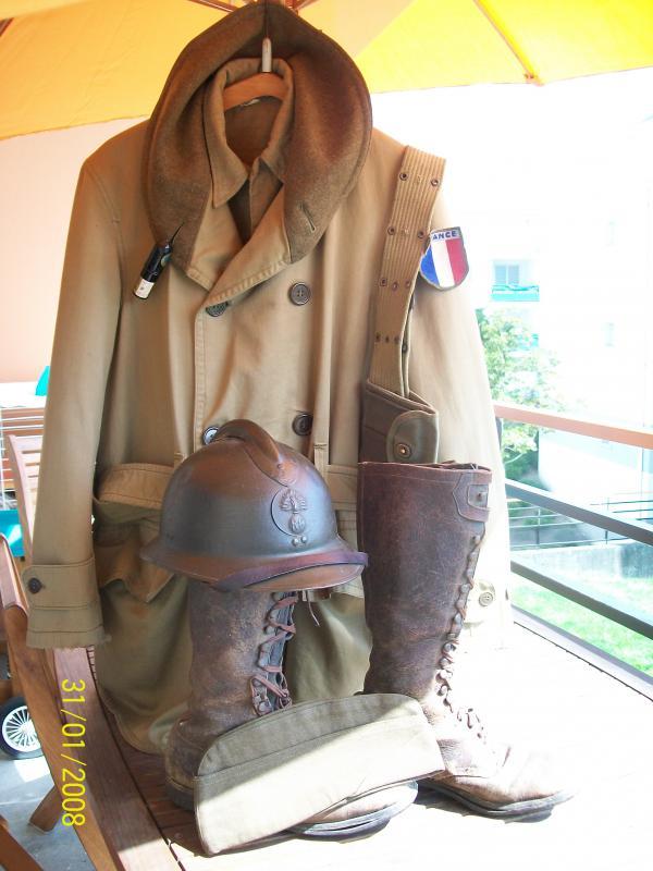 Officier Français à Monte Cassino 44 avec un pow luftwaffe - Page 2 4204331001938