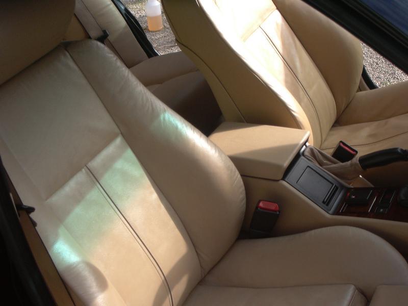 [BMW 530 d E39] Rénovation intérieure d'un Pack Sport M 426043P1000247