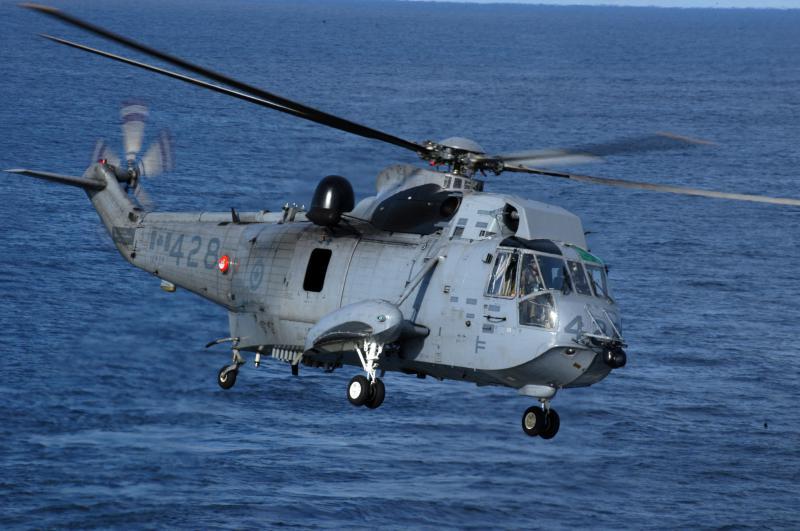 AGUSTA-WESTLAND AW-101 MERLIN 433727CH_124_Sea_King