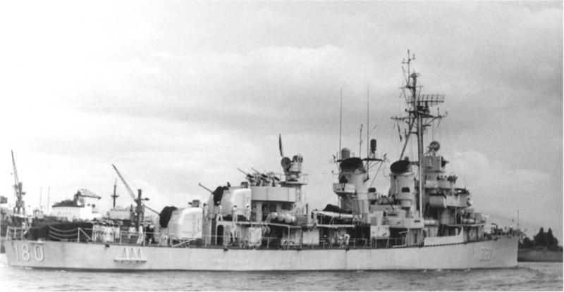 DESTROYERS LANCE-MISSILES CLASSE CHARLES F. ADAMS - Page 2 435650Z6