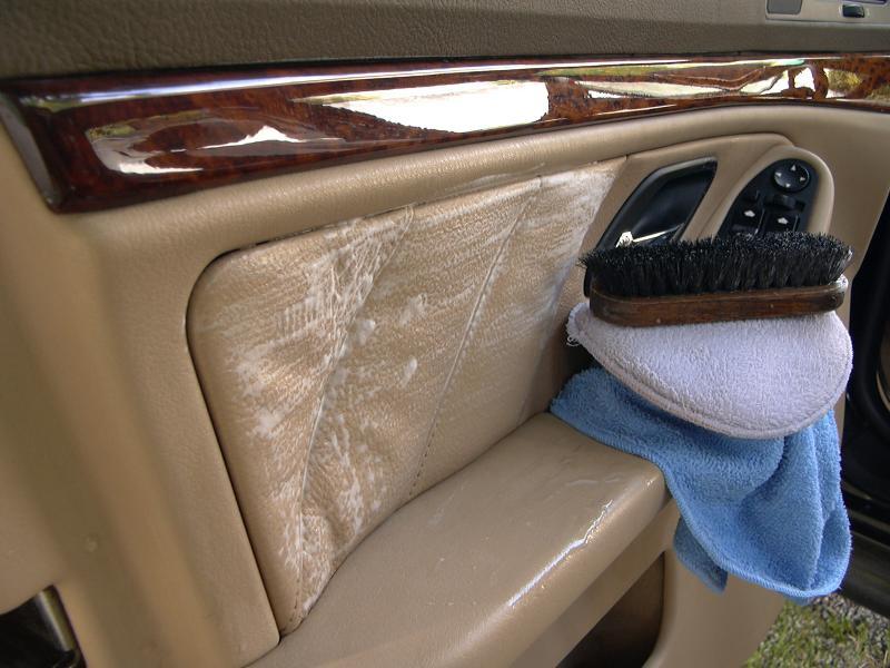 [BMW 530 d E39] Rénovation intérieure d'un Pack Sport M 439749P1000132