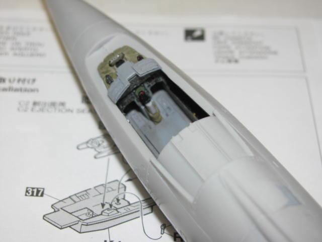 DUO: F-104N (NASA) + F-104G (BAF) Hazegawa 1/48  447392IMG_3372