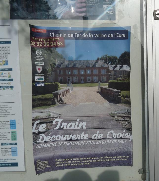 PACY SUR EURE: LE PARIS NORMAND AU COEUR SI TENDRE  - Page 2 448103P1110028