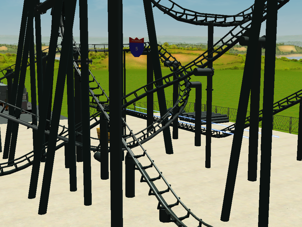 Rockin Roller Coaster starring Aerosmith 449522Shot0466
