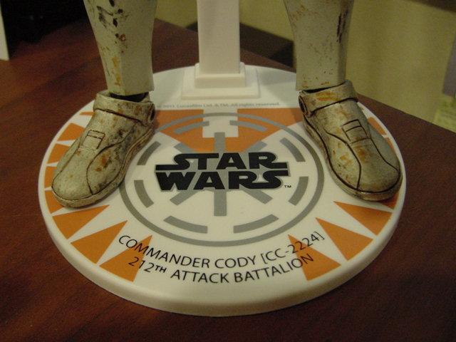 12 inch - Commander Cody sideshow 461759dsc00101ji