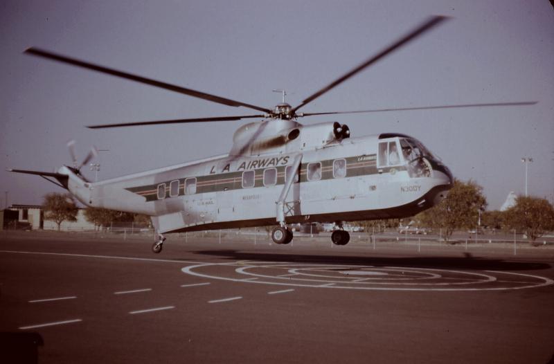 SIKORSKY S-61 SEA KING 463653S_61L_prototype