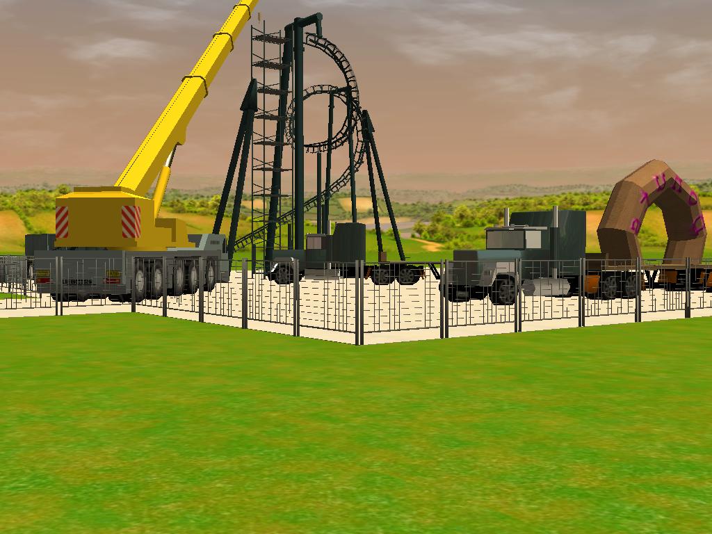 Rockin Roller Coaster starring Aerosmith 464612Shot0446