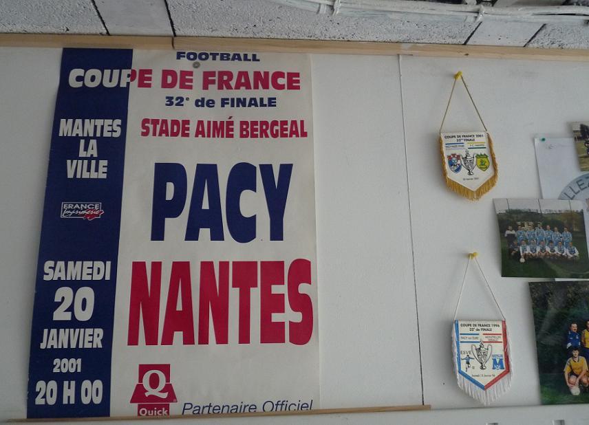 PACY SUR EURE: LE PARIS NORMAND AU COEUR SI TENDRE  465252P1110013