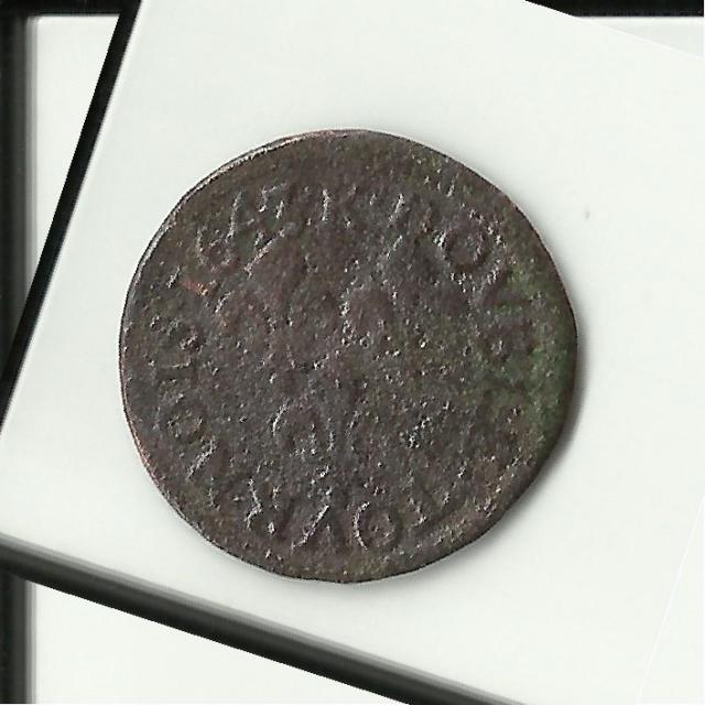 Double Tournois Louis XIII Type de Warin Légende inédite ? 47787103
