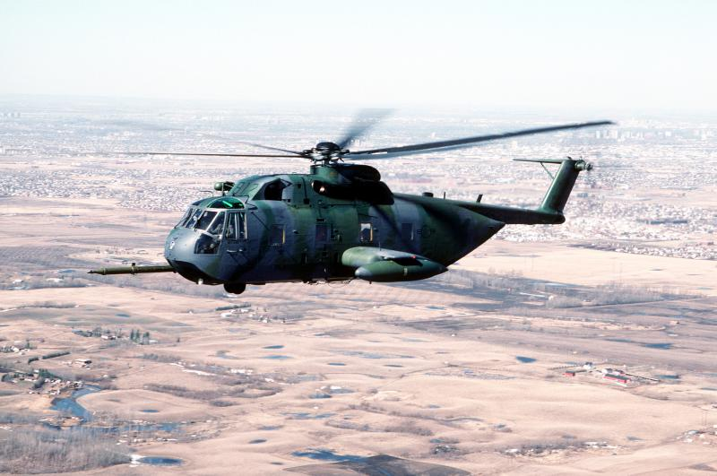 SIKORSKY S-61 SEA KING 484244HH_3E_Jolly_Green_Giant