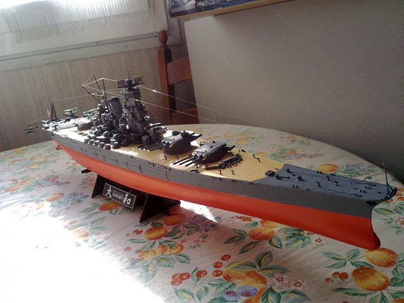 Cuirassé Yamato  48628716092010734