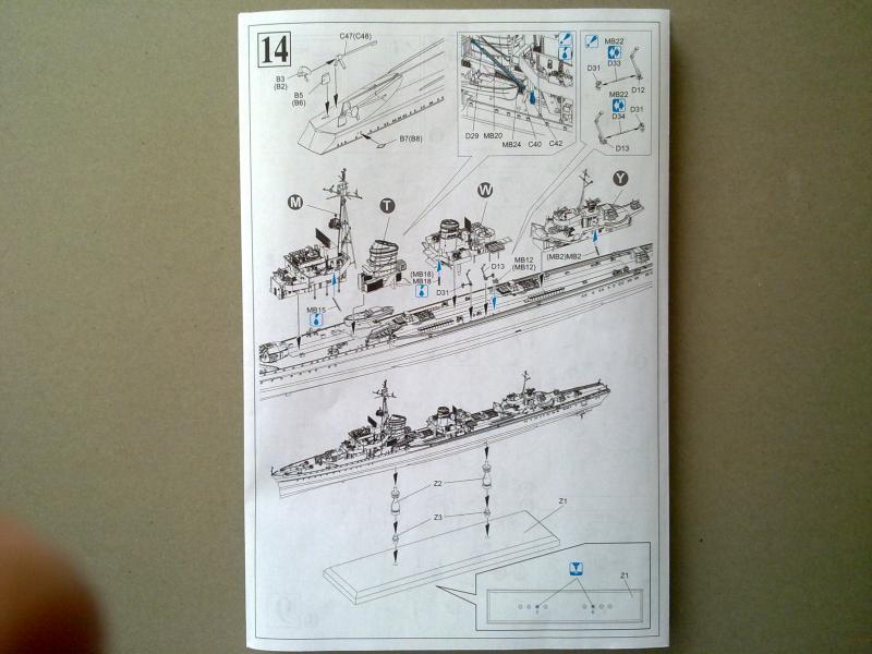 Destroyer Z-39 de Dragon au 1/350 506561060420111341