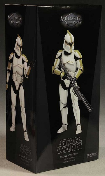 Sideshow - 12' - Clone Sergeant - Phase 1 510654reviewsstroop2