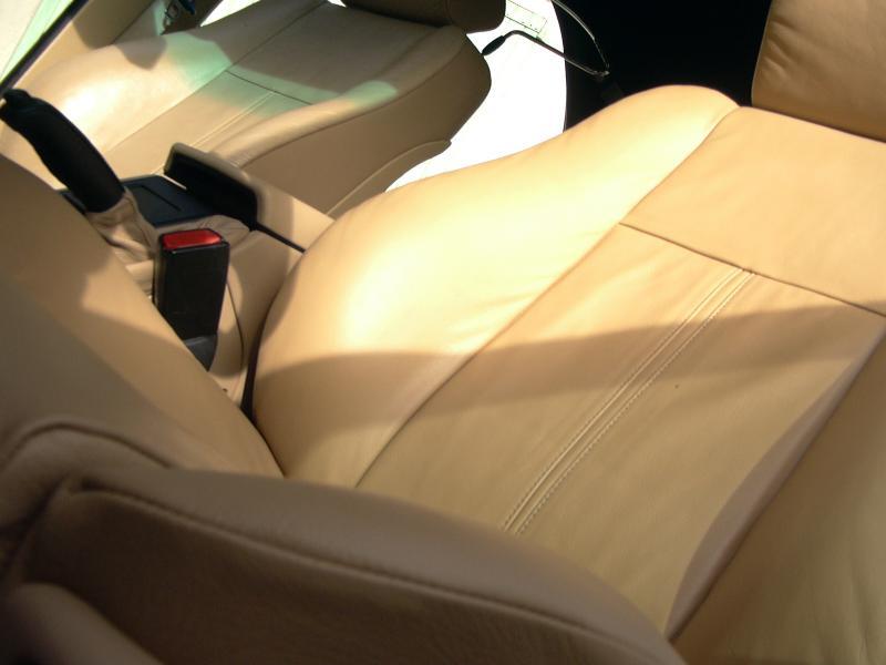 [BMW 530 d E39] Rénovation intérieure d'un Pack Sport M 510986P1000271