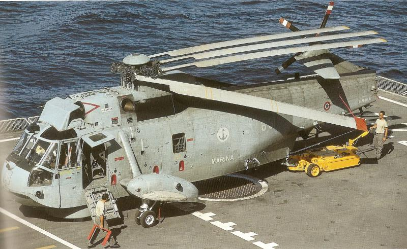 SIKORSKY S-61 SEA KING 514997Agusta_Sikorsky_AS_61