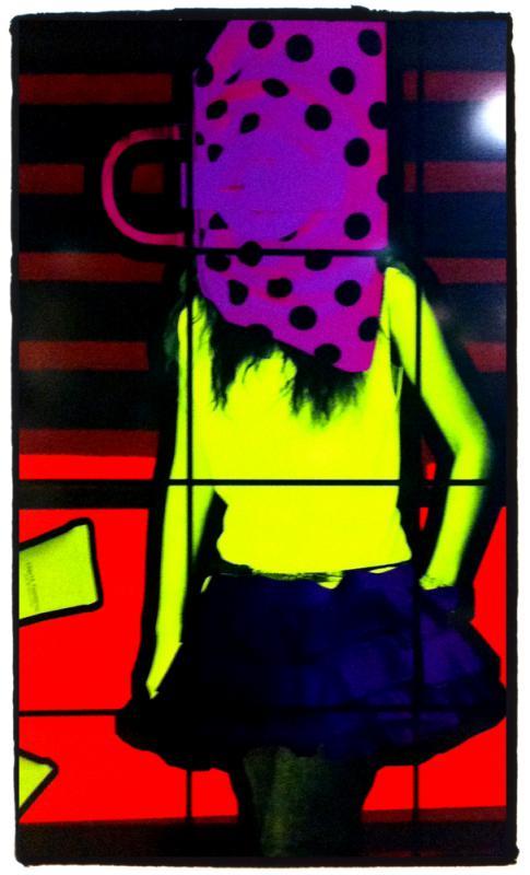 Graffitis, affiches, pub, peintures, sculptures, art - Page 2 515457IMG1640