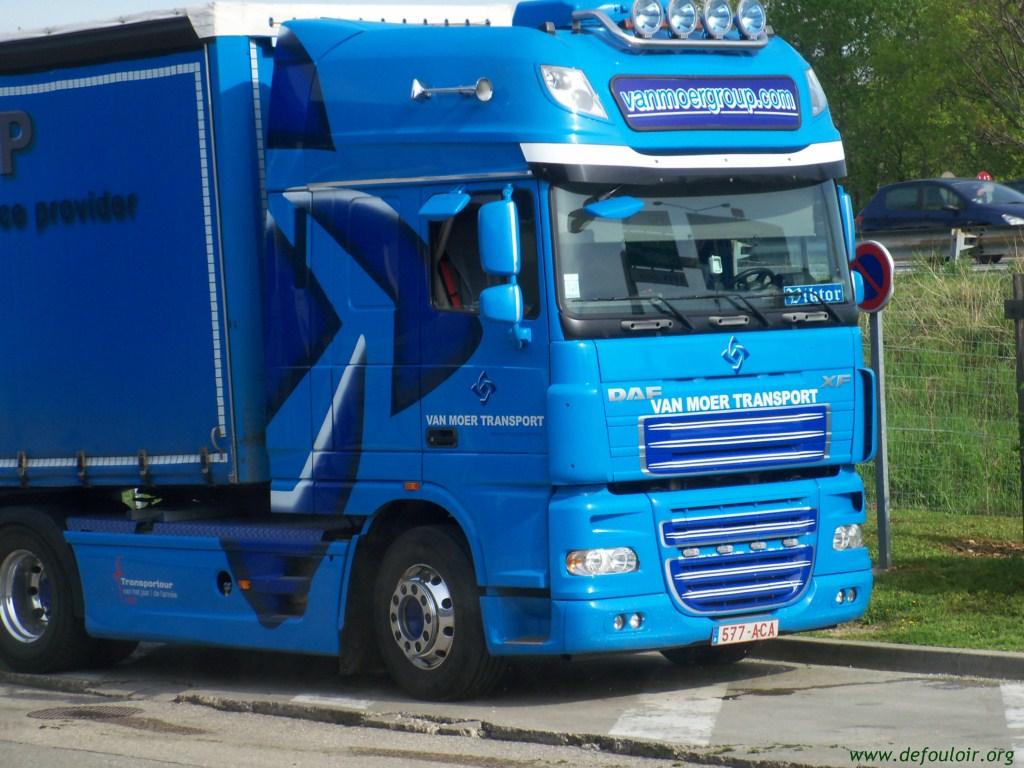 Van Moer Transport  (Zwijndrecht) 5447161016099