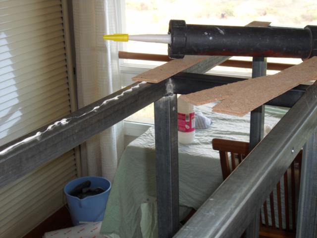 SUR MESURE: Démarrage bac encastré et son meuble. 564619LIEGE