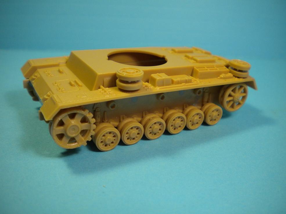 Panzer III Ausf.N - 1/72° 5682941