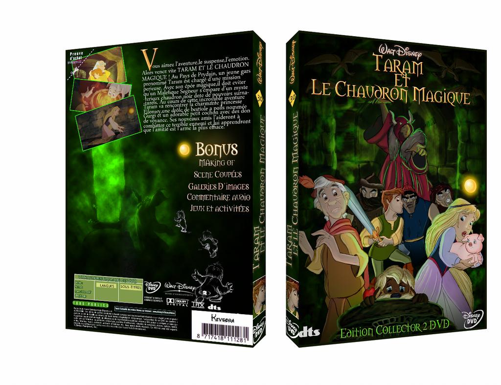 [Règle N°0] Concours de fan Cover 2 [Archives] - Page 2 572422Taram_et_le_chaudron_magique_by_kevsora_copy_1