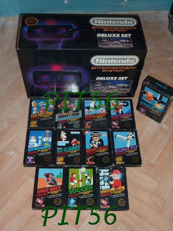 Liste PAL B HOL full set 575317P1000625