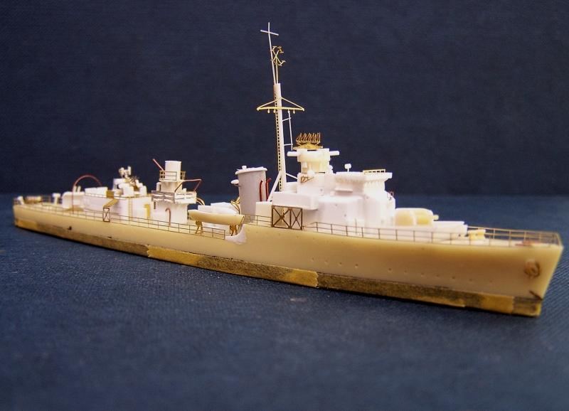 Hms Warspite airfix 1/600 - Page 4 576396hmswarspite007