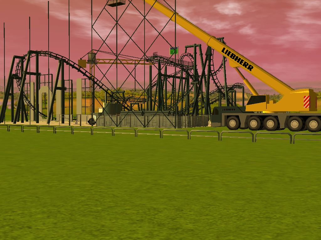 Rockin Roller Coaster starring Aerosmith 582180Shot0462