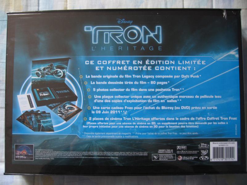 [BD + DVD] Tron l'héritage (2011) 584360IMG4921