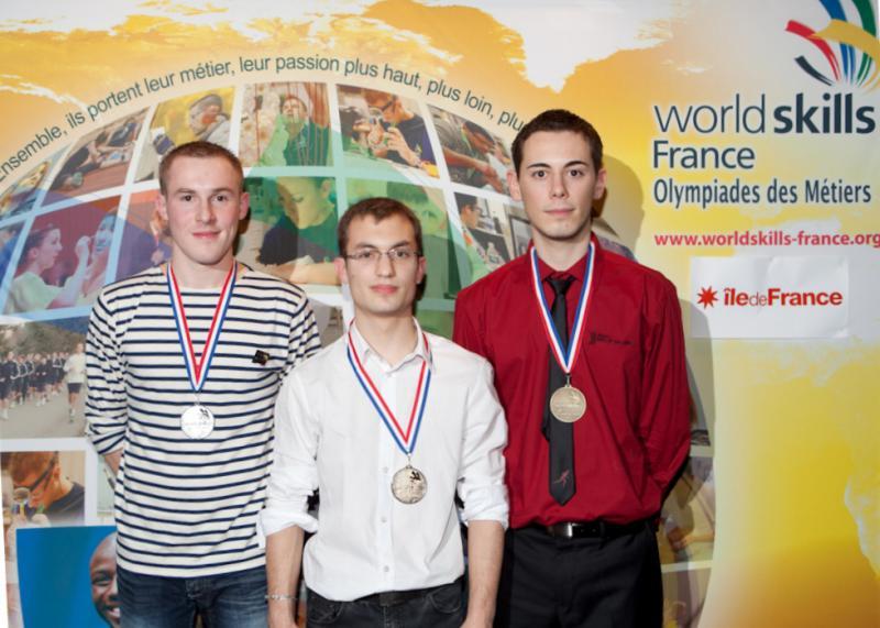 Olympiade des métiers : La finale nationale est proche 606093redim1
